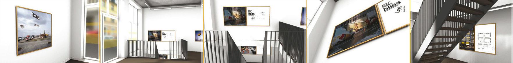 Ansichten der Virtuelle Galerie